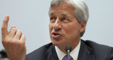 Dimon in the rough: Keeping regulators off of Wall Street