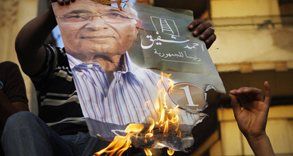 With Mubarak's health in question, both candidates declare victory in Egypt elections