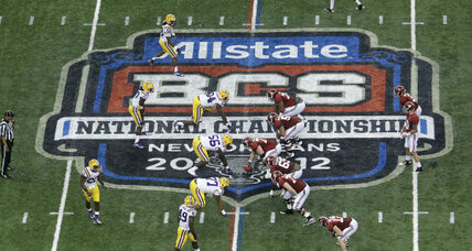 College football may get a Final Four – and millions in new revenue