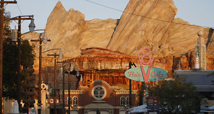 Cars Land: New park hopes to boost Walt Disney Co.'s fortunes