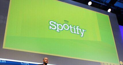 Spotify takes on Pandora with free mobile radio