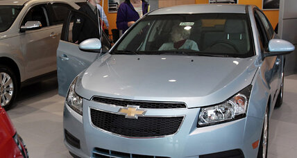 GM recalls Chevy Cruze for engine fire risk. Is yours on the list?