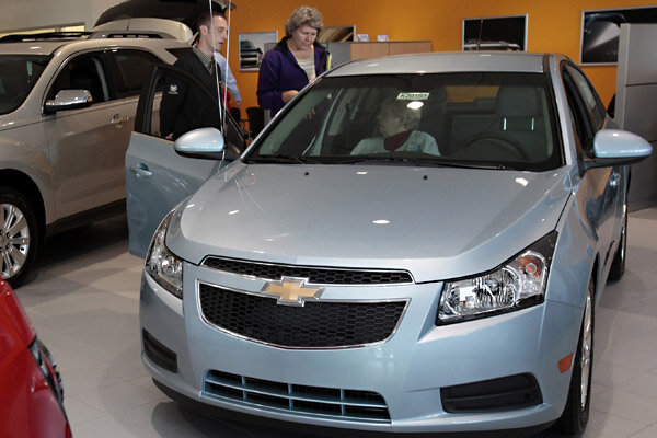 Gm Recalls Chevy Cruze For Engine Fire Risk Is Yours On