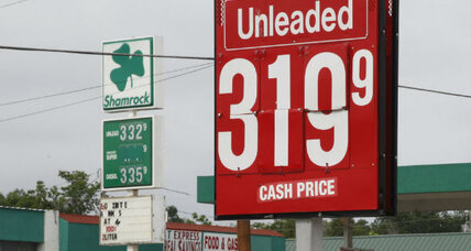 Good news? Demand for gas plummets, oil prices sink