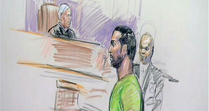 Moroccan pleads guilty to suicide bomb plot on US Capitol