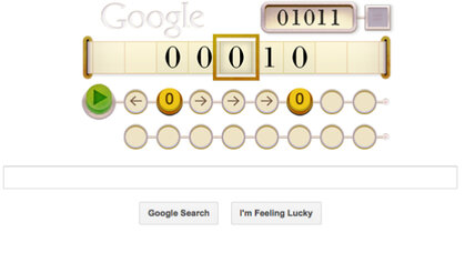 Alan Turing: Are machines thinking yet? (+video)