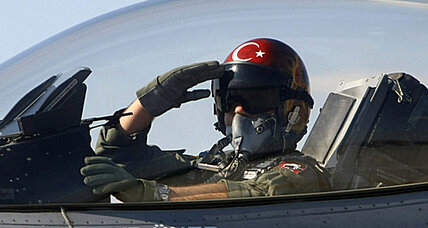 Syrian downing of Turkish plane: a hostile act?