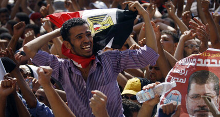 Is Egypt's revolution over?