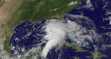 Tropical Storm Debby expected to become hurricane (+video)