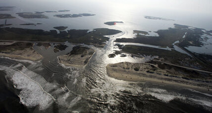 Rising sea levels: Is global warming making the US East Coast a 'hot spot?' (+video)
