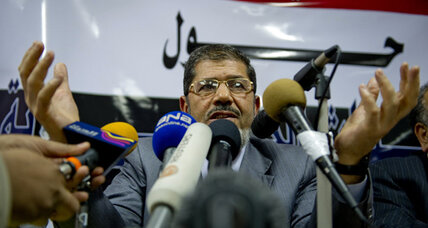 The political circus and spin after Muslim Brotherhood's Egypt presidential win