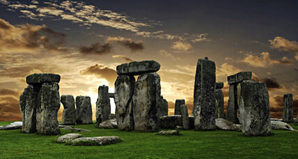 Stonehenge built as a symbol of peace and unity, British researchers suggest
