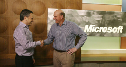 Yammer: Microsoft's billion-dollar social bid