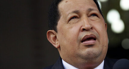 Hugo Chavez's answer to Disney World: Libertador Land