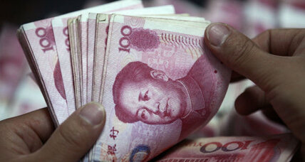Money memes: Financial repression and China's extractive elite