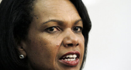 Condoleezza Rice as VP? 'There is no way that I will do this'