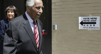 Rep. Charles Rangel defies demographics, censure to win tough primary