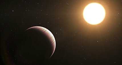 New method reveals atmosphere on 'Hot Jupiter'