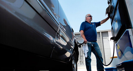Gas prices poised to drop below $3 a gallon, as Fourth of July holiday nears