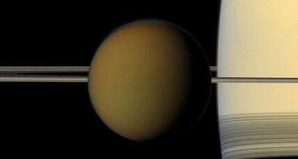 Life on Saturn moon? Discovery of hidden ocean on Titan tantalizes.