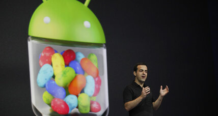What's new in Android 4.1 'Jelly Bean'