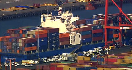 Extensive NJ cargo ship search turns up no stowaways