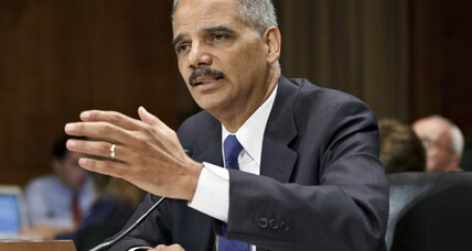 Could Congress jail Attorney General Eric Holder for contempt?