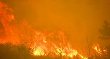 Are the Colorado wildfires the biggest in US history? (+video)