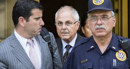 Peter Madoff, Bernie's brother, pleads guilty to fraud