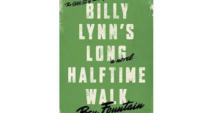 Reader recommendation: Billy Lynn's Long Halftime Walk