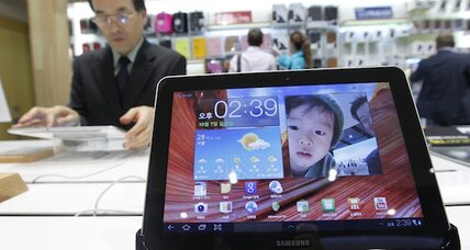 Samsung ordered to stop selling Galaxy Tab 10.1 in US