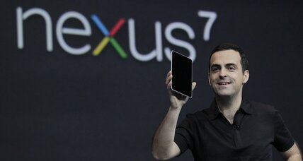 Nexus 7 tablet, Nexus Q orb charge into Apple and Amazon territory