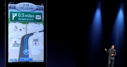 Apple mobile devices: New OS, new maps, and Facebook