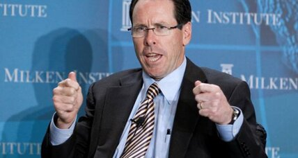 Data-only wireless plans likely in two years, AT&T CEO says