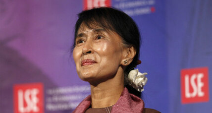 Aung San Suu Kyi signals change in Burma, but investors should proceed with caution