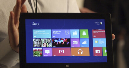 Can Windows 8 tablets rekindle Microsoft's mojo?