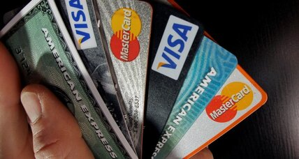 Credit card debt is down, but don't cheer