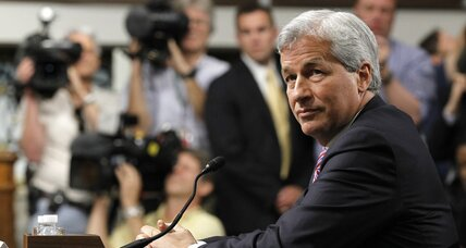 Lessons in risk for JPMorgan Chase chief
