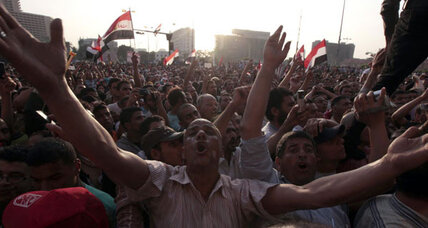 After Mubarak conviction anger and political maneuvers