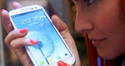 Samsung Galaxy S III debuts in Europe