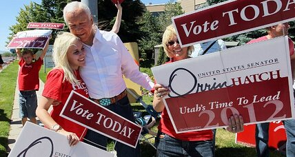 Sen. Orrin Hatch survives tea party primary challenge: how he did it