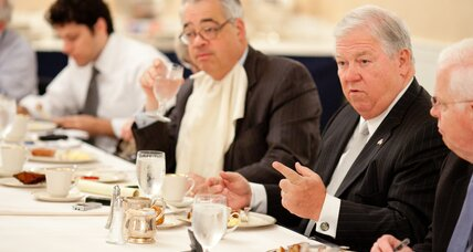 Haley Barbour: Republicans are 'totally united' behind Romney