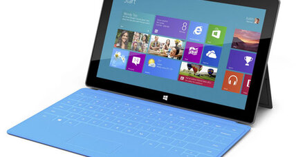 Microsoft announces a tablet of its own, the Surface