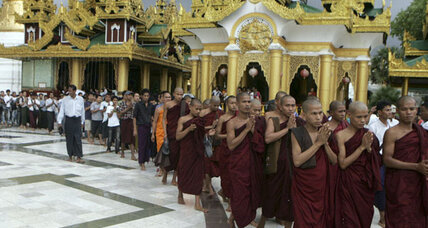 Myanmar declares state of emergency in western state