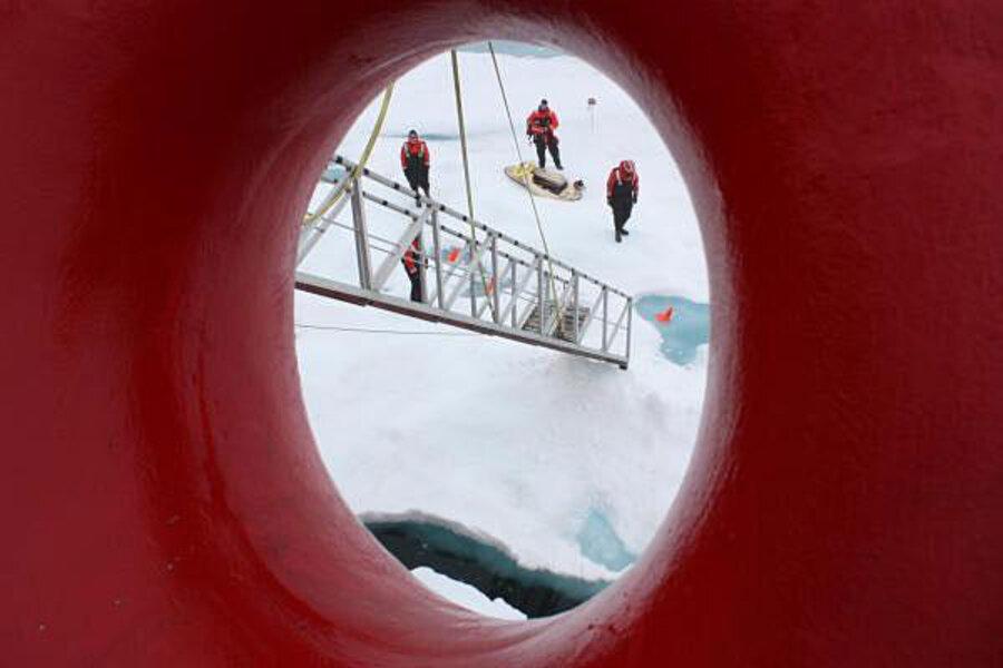 New NASA discovery reveals mystery beneath Arctic ice ...