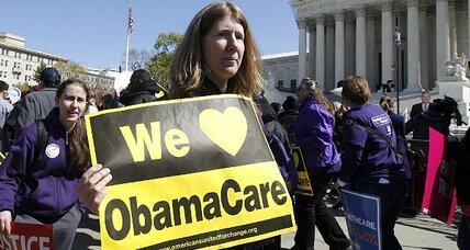 Republicans, Democrats jockey before Supreme Court health-care ruling