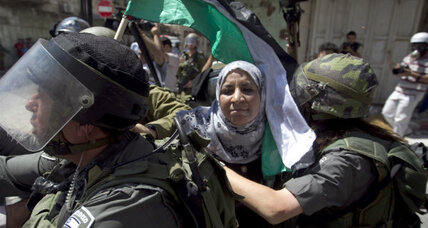 West must recognize peaceful Palestinian resistance movement
