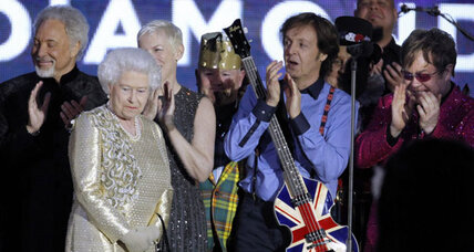 Stars dazzle at Queen's Jubilee concert, but Prince Philip absent in hospital