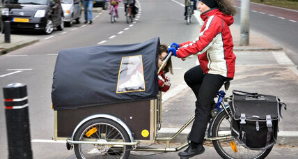 Share (or rent) a cargo bike
