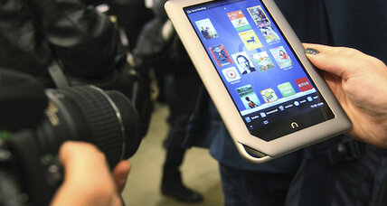 Barnes & Noble Nook Tablet overtakes Kindle Fire in one key metric